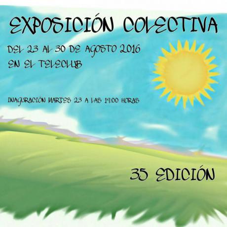 35 edición de la Exposición colectiva