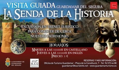 """Visita guiada """"La Senda de la Historia"""""""