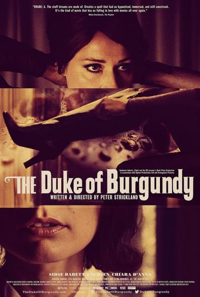 Cine: The Duke of Burgundy V.O. inglés sub. español