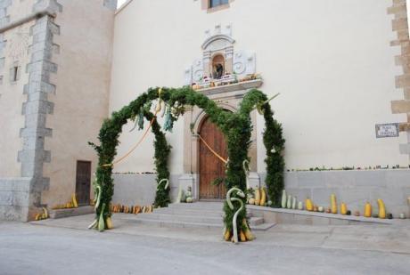 Festividad de San Mateo y las Sagradas Reliquias en Figueroles