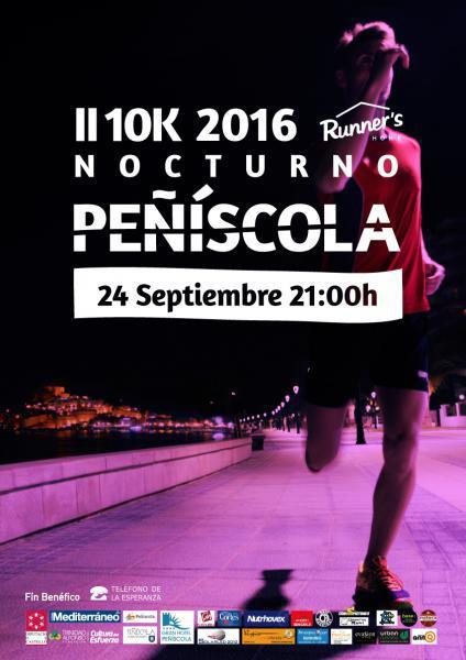 II 10km NOCTURNO PEÑÍSCOLA