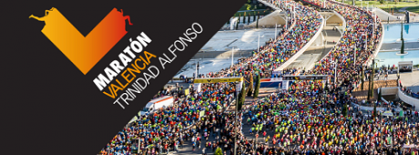 Maratón Valencia Trinidad Alfonso 2016