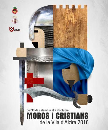 Moros y Cristianos de la Vila de Alzira 2016