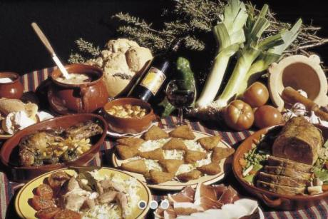 Castellon's cuisine is uncovered in Sant Mateu and Peniscola