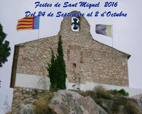 Celebración de las Fiestas de San Miguel en Ibi