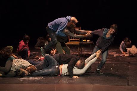 Teatro. El Pont Flotant presenta: El fill que vull tindre