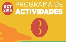 Programa de Actividades Octubre en Benicàssim