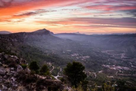 The Vall de Gallinera, a hidden gem in Alicante