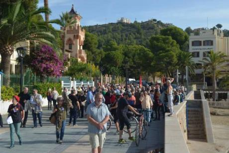 Benicàssim: home of Hemingway, Paul Robeson and Justa Freire