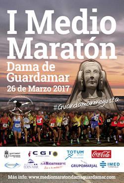 I MEDIO MARATÓN DAMA DE GUARDAMAR