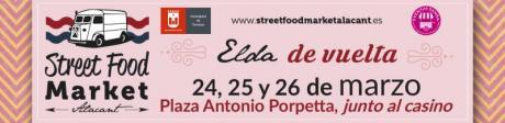 Street Food Market Elda 2017