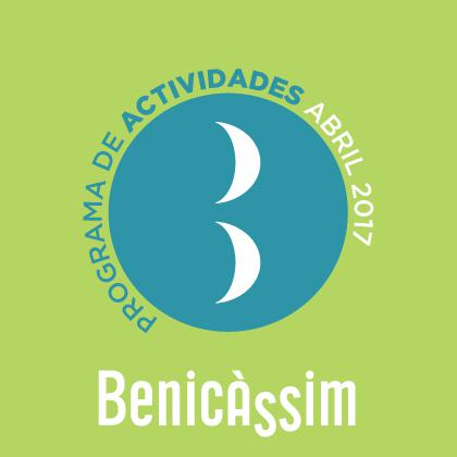 Programa de Actividades Abril en Benicàssim