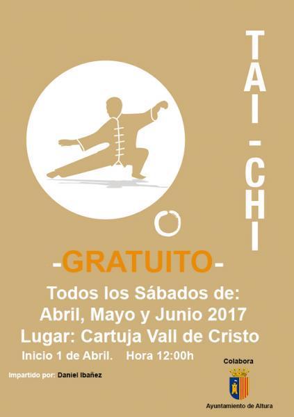 Curso de Taichi Cartuja de Vall de Crist