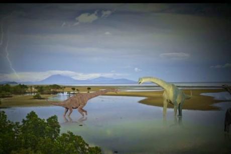 Die valencianischen Dinosaurier sind zurück!