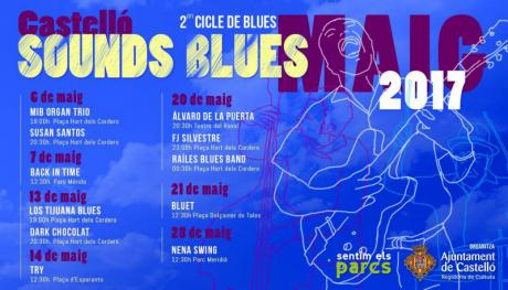 Castelló Sounds Blues