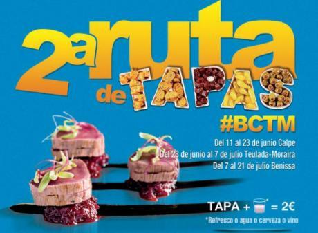 2ª Ruta de Tapas #BCTM