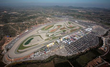 Ferrari Challenge en el Circuito de Cheste