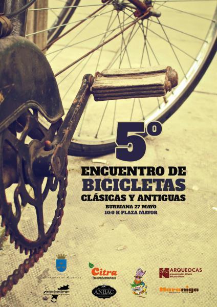 5º Encuentro de Bicicletas Clásicas