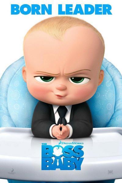 Cine animación: El bebé jefazo