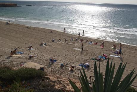 Gimnasia de Mantenimiento en Playas 'Verano 2017' en Pilar de la Horadada 2017