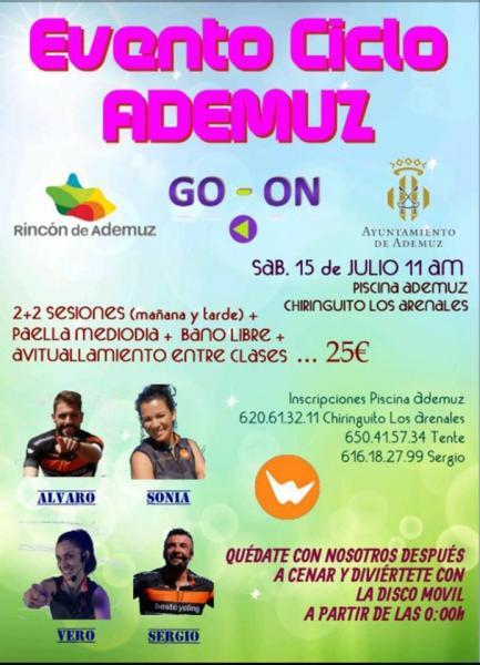 Evento Ciclo Ademuz