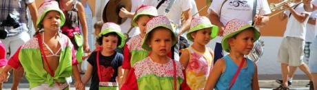 Festivities in honor of Sant Doménec in Xaló
