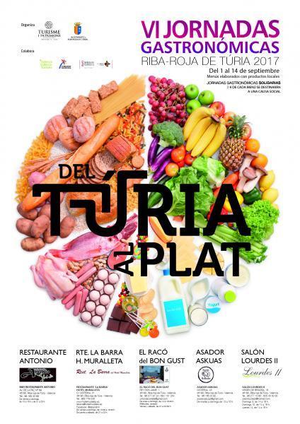 VI Jornadas Gastronómicas de Riba-roja de Túria