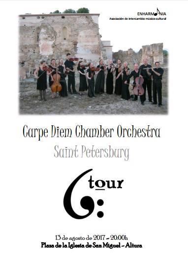 Concierto Orquesta San Petersburgo Altura