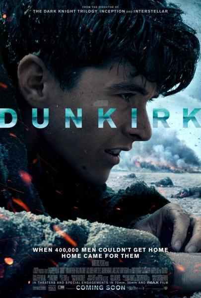 Cine: Dunkirk (Dunkerque)