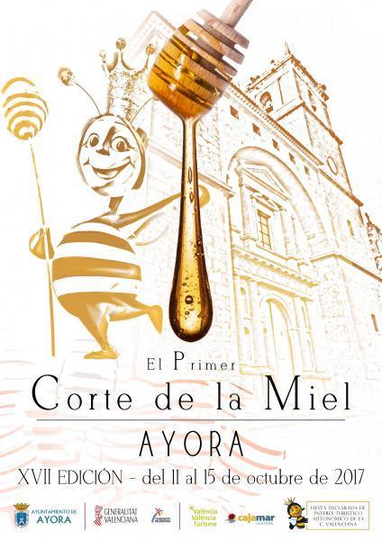 XVII Edición de El Primer Corte de la Miel en Ayora