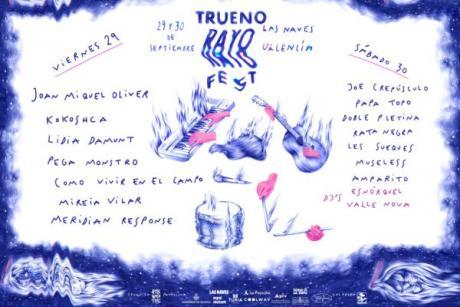 Truenorayo Fest in Valencia