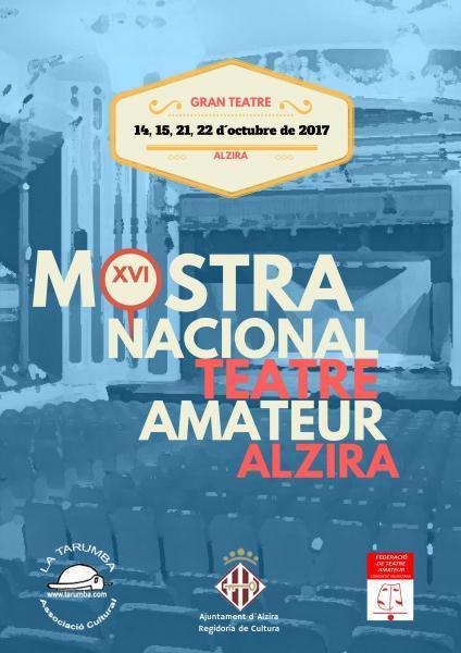 XVI Mostra Anual de Teatre Amateur