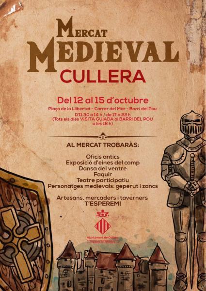 MERCADO MEDIEVAL CULLERA