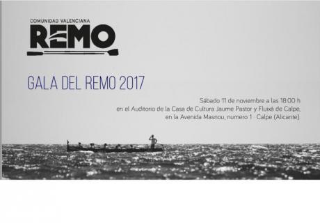 Gala del Remo 2017