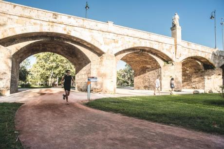 Valencia, the paradise for running