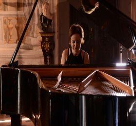 VII Festival Internacional de Música Invierno - Primavera:LA GRAN PIANISTA ITALIANA SANDRA LANDINI