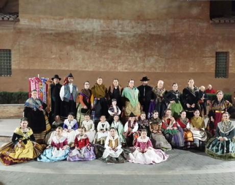 """Actuación Agrupación Folklórica """"El Cremaller"""