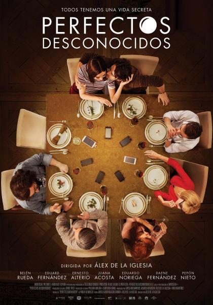 Cine: Perfectos desconocidos