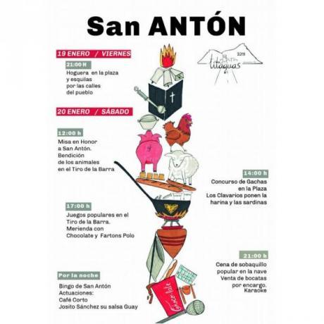 SAN ANTÓN- Titaguas  2018