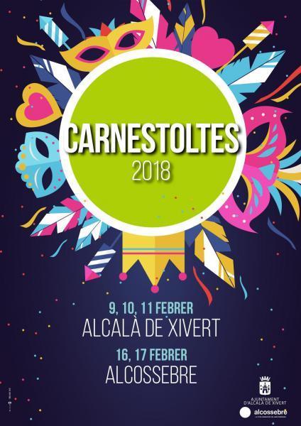 Carnavales Alcalà de Xivert - Alcossebre