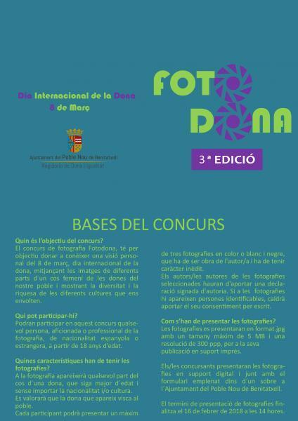 """Concurso """"Foto Dona"""""""