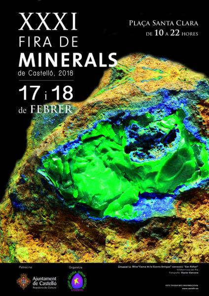 Feria de Minerales