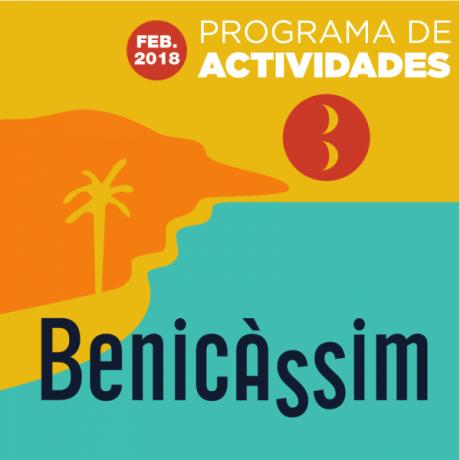Programa de Actividades febrero - Benicàssim