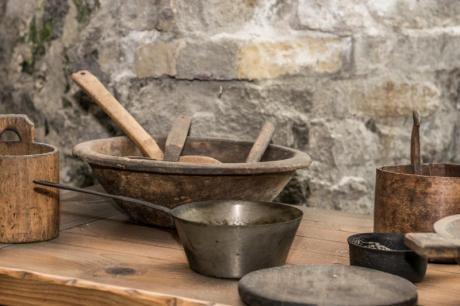 Recreaciones históricas en la villa medieval de Culla