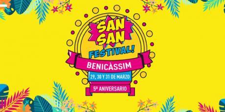 Festival Sansan Benicàssim 2018