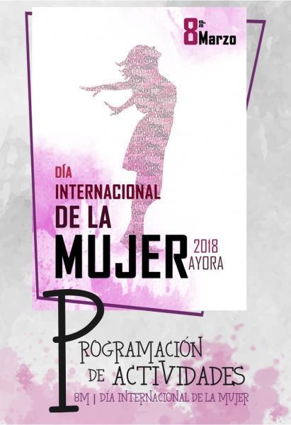 Programación Día Internacional de la Mujer en Ayora