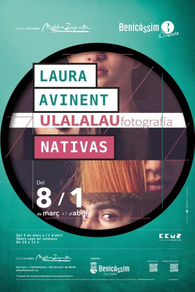 """Exposición: Laura Avinent - ULALALAU Fotografía """"Nativas"""""""