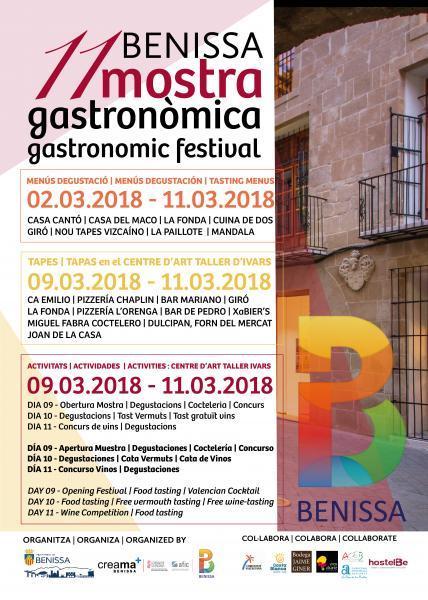 11 Mostra Gastronòmica Benissa