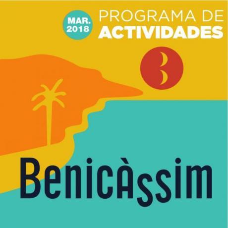 Programa de actividades mes de marzo en Benicàssim