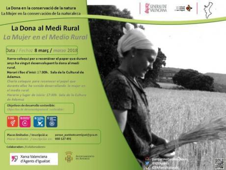 La Mujer en el Medio Rural